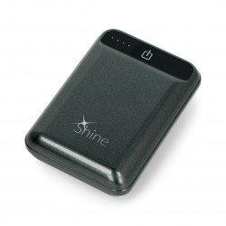 PowerBank Blow Shine PB20 10050mAh mobilní baterie - černá