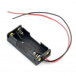 Koš na 2 baterie AAA (R3)