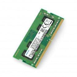 Paměť RAM Samsung 4 GB DDR4 PC4-19200 SO-DIMM pro Odroid H2