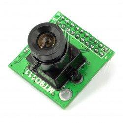 Modul kamery ArduCam MT9D111 2MPx JPEG s objektivem HQ M12x0,5