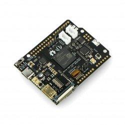 Spartan Edge Accelerator Board - štít FPGA s ESP32 pro Arduino