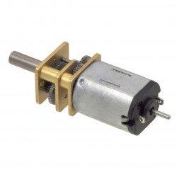 Motor Pololu HP 15: 1 oboustranný hřídel
