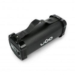 Bluetooth reproduktor UGO MINI BAZOOKA 2.0 5W RMS - černý