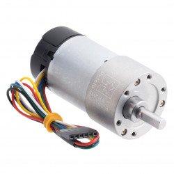 Motor s převodovkou 37Dx68L 30: 1 12V 330RPM + kodér CPR 64 - Pololu 4752