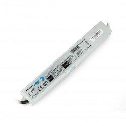 Napájecí zdroj Adler AD12-2501 pro LED pásky a pásky vodotěsné IP67 - 12V / 2,5A / 30W