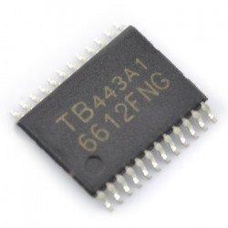 TB6612FNG - dvoukanálový ovladač motoru