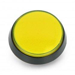 Tlačítko 6cm - žluté (verze eco2)