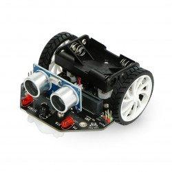 DFRobot Micro: Platforma robotů Maqueen pro BBC micro: bit