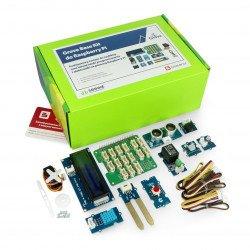 Grove Base Kit pro Raspberry Pi 4B / 3B + / 3B - sada pro začátečníky PL