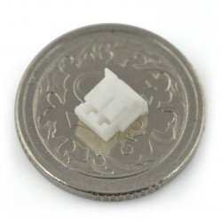 Zástrčka JST, přímá, rozteč 1,5 mm