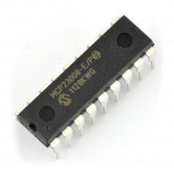 MCP23008-E / P - 8kanálový expandér pinů I2C