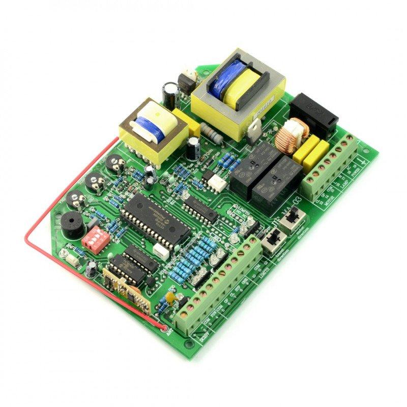 Ovladač pro posuvné brány KSE380 / KSE180