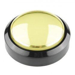 Velké tlačítko 10 cm - žluté - SparkFun COM-11273