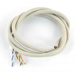 Kabel kroucené dvoulinky FTP Cat.5e