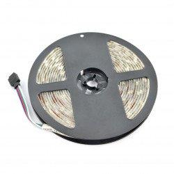 LED pásek SMD5050 IP65 7,2 W, 30 LED / m, 10 mm, RGB - 5 m