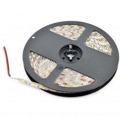 LED pás SMD5050 IP65 14,4W, 60 LED / m, 10 mm, přírodní bílá - 5 m