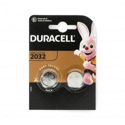 Lithiová baterie Duracell CR2032 3V