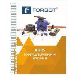 FORBOT - základní kurz elektroniky, úroveň II - kniha