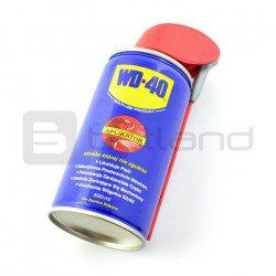 Odstraňovač rzi lubrikantu WD40 penetrátor - 300 ml + aplikátor