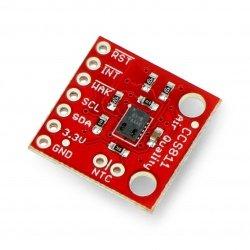 CCS811 - senzor čistoty vzduchu, CO2 I2C - SparkFun SEN-14193