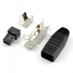 MiniUSB zástrčka typu A pro kabel