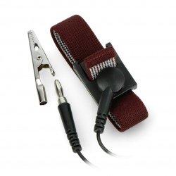 Uzemňovací pásek na zápěstí - ZD-152A