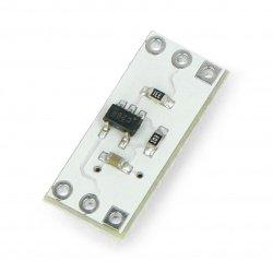 Pixel Boost modul - 3,3 V / 5 V napěťová vyrovnávací paměť pro diody WS2812B