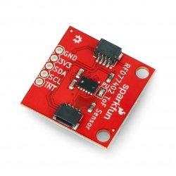 RFD77402 - 2m snímač vzdálenosti I2C (Qwiic) - SparkFun SEN-14539
