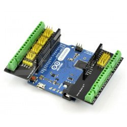 ScrewShield x2 - šroubové konektory pro Arduino