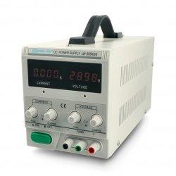 Přesný laboratorní zdroj LongWei LW-305KDS 0-30V 5A