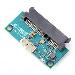 USB 3.0 - SATA HDD / SDD modul - pro Odroid