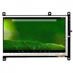 7 '' TFT LCD kapacitní dotyková obrazovka, 1024x600px HDMI +