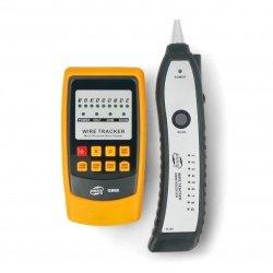 Tester kabelů, vyhledávač párů - Benetech GM60