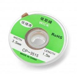 Oplet pro odsávání cínu 3,5 mm - CP-3515