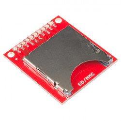 Modul čtečky SD karet - SparkFun BOB-12941