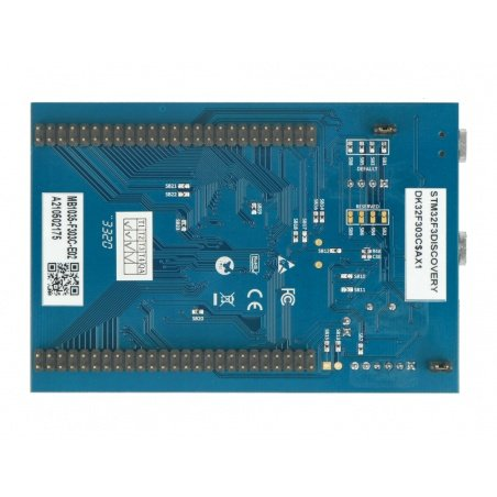 STM32F3 - Discovery - STM32F3DISCOVERY