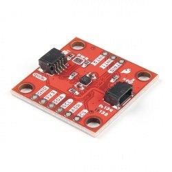KX134 - 3-osiowy akcelerometr I2C Qwiic - SparkFun SEN-17589