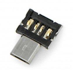 OTG microUSB - USB adaptér