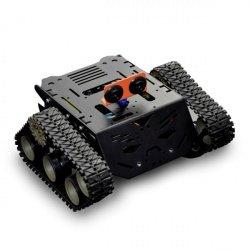 DFRobot Devastator - pásový podvozek robota (kovové motory)