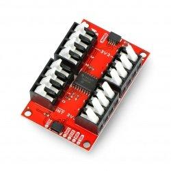 SparkFun Qwiic GPIO - modul osmi dalších GPIO pinů - SparkFun