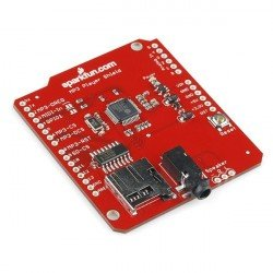 Arduino Shield - senzory a zvuk