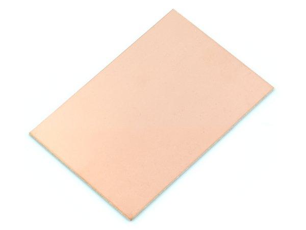 Oboustranný laminát FR4 velikost L.