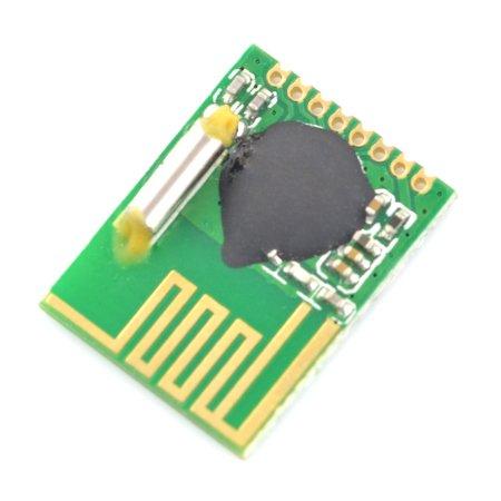 Rádiový modul RFM75-S 2,4 GHz - SMD transceiver.