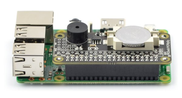Pi Clock RTC PCF8563 I2C