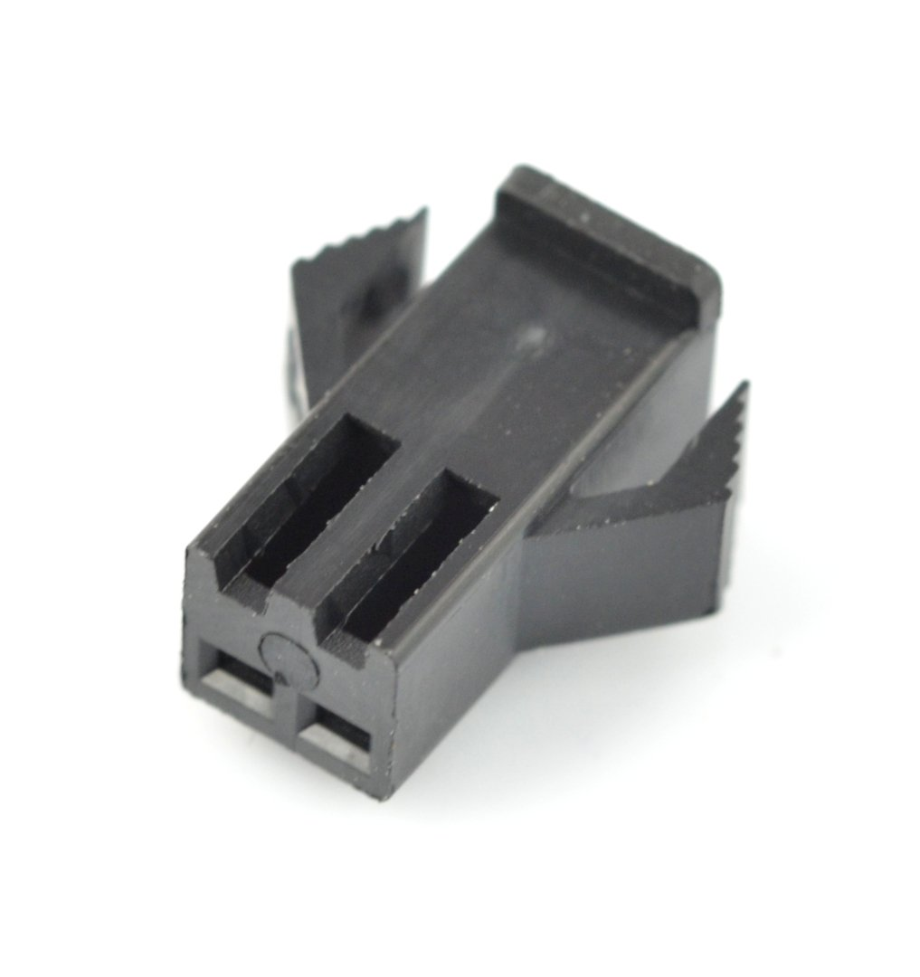 4pinové pouzdro zásuvky - rozteč 2,5 mm - 5ks.