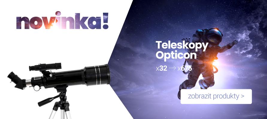 teleskopy opticon